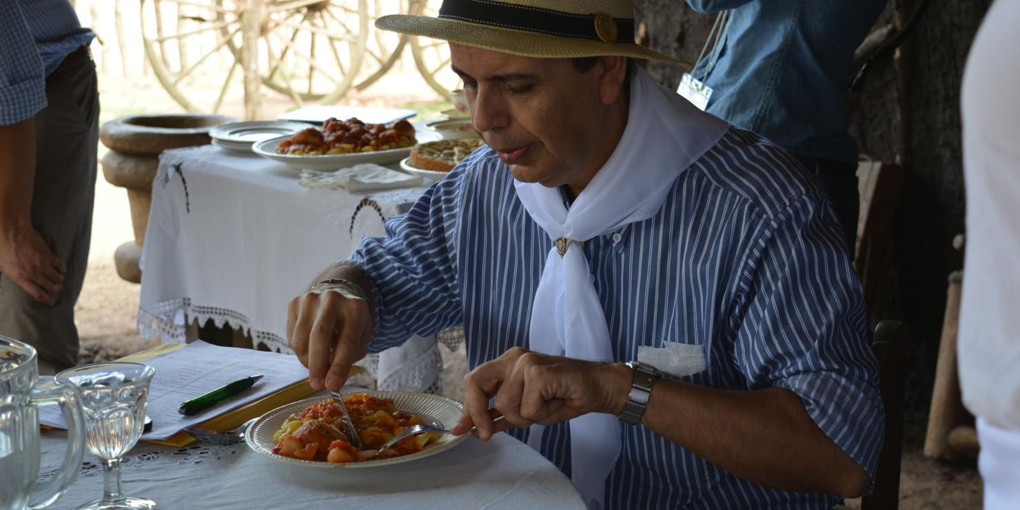 Concurso Comida Casera
