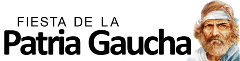Logo Fiesta de la Patria Gaucha